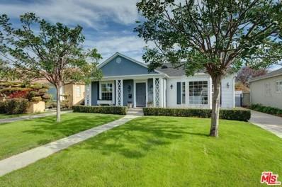 3730 S Norton Avenue, Los Angeles, CA 90018 - MLS#: 18306890