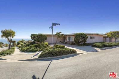 3703 Castlerock Road, Malibu, CA 90265 - MLS#: 18307592