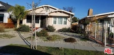 3664 4TH Avenue, Los Angeles, CA 90018 - MLS#: 18307772