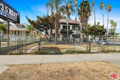4601 S Figueroa Street, Los Angeles, CA 90037 - MLS#: 18307924