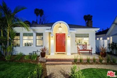 1628 N Stanley Avenue, Los Angeles, CA 90046 - MLS#: 18308124