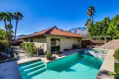 2660 N Hermosa Drive, Palm Springs, CA 92262 - MLS#: 18308234PS