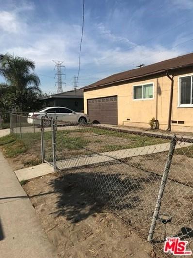 1811 E 92ND Street, Los Angeles, CA 90002 - MLS#: 18308564