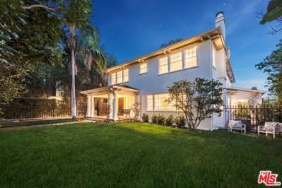 1542 Courtney Avenue, Los Angeles, CA 90046 - MLS#: 18308706