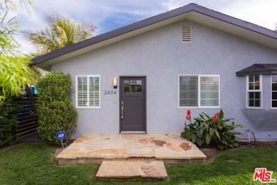 2404 Boone Avenue, Venice, CA 90291 - MLS#: 18308892