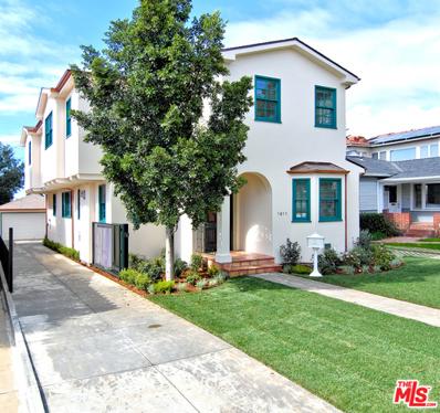 1011 Fiske Street, Pacific Palisades, CA 90272 - MLS#: 18308978