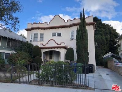 1804 S Ardmore Avenue, Los Angeles, CA 90006 - MLS#: 18309024