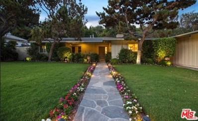 11787 Bellagio Road, Los Angeles, CA 90049 - MLS#: 18309974