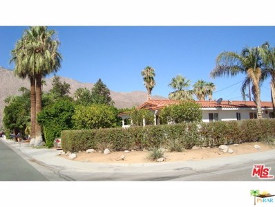 545 S Calle Amigos UNIT 1, Palm Springs, CA 92264 - MLS#: 18310028PS