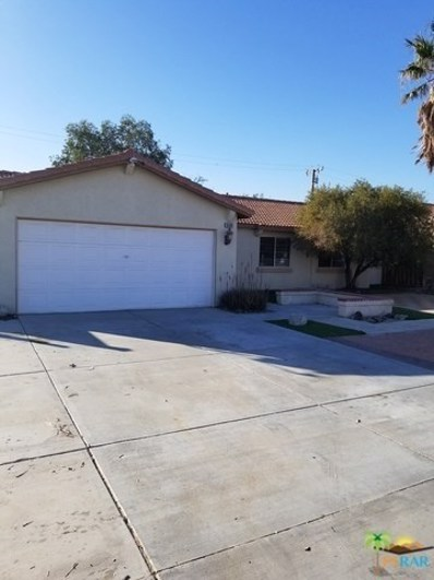 13595 West Drive, Desert Hot Springs, CA 92240 - MLS#: 18310144PS