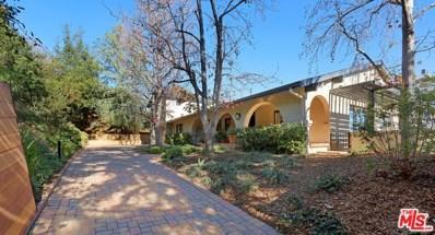 1109 Linda Glen Drive, Pasadena, CA 91105 - MLS#: 18310434
