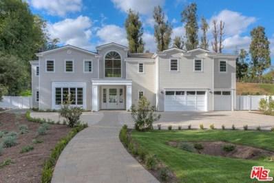 4605 Vanalden Avenue, Tarzana, CA 91356 - MLS#: 18310618