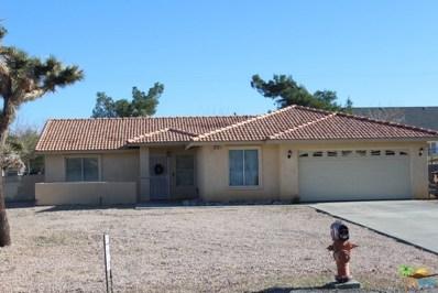 8175 Balsa Avenue, Yucca Valley, CA 92284 - MLS#: 18310764PS