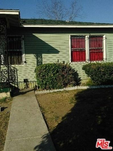 10511 PARMELEE Avenue, Los Angeles, CA 90002 - MLS#: 18310946