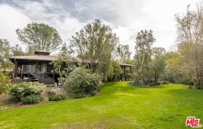 25010 Jim Bridger Road, Hidden Hills, CA 91302 - MLS#: 18311272