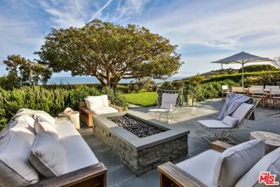 29225 Cliffside Drive, Malibu, CA 90265 - MLS#: 18311550
