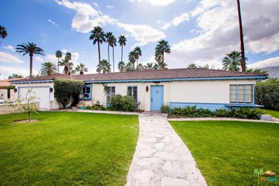 385 E Valmonte Norte, Palm Springs, CA 92262 - MLS#: 18311984PS