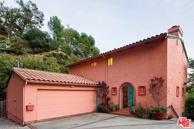 8460 Utica Drive, Los Angeles, CA 90046 - MLS#: 18312092