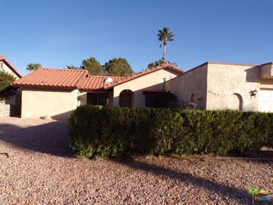64427 PINEHURST Circle, Desert Hot Springs, CA 92240 - MLS#: 18312122PS