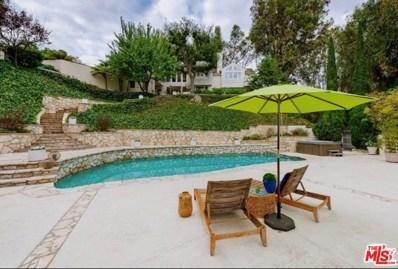 1100 Casiano Road, Los Angeles, CA 90049 - MLS#: 18312124