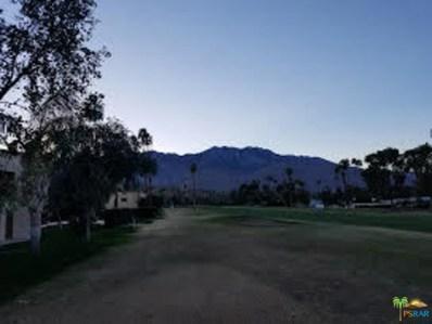 5300 E Waverly Drive UNIT F11, Palm Springs, CA 92264 - MLS#: 18312258PS