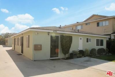 4084 W 129TH Street, Hawthorne, CA 90250 - MLS#: 18312312