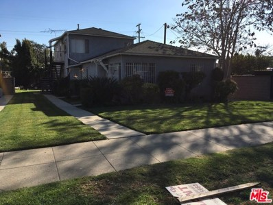 2190 W 26TH Place, Los Angeles, CA 90018 - MLS#: 18312496
