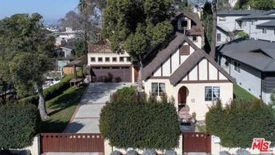 1645 Redcliff Street, Los Angeles, CA 90026 - MLS#: 18312820