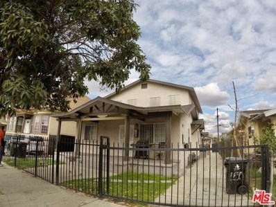 153 W Vernon Avenue, Los Angeles, CA 90037 - MLS#: 18313740