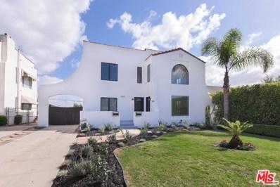 1244 S Hudson Avenue, Los Angeles, CA 90019 - MLS#: 18314074