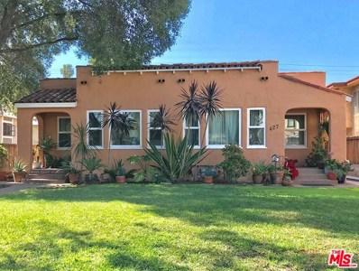 425 N Curtis Avenue, Alhambra, CA 91801 - MLS#: 18314174