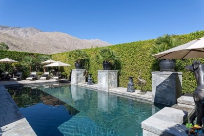 2612 S CANYON SOUTH Drive, Palm Springs, CA 92264 - MLS#: 18314182PS