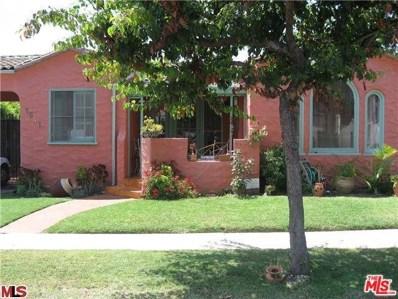 1541 S Curson Avenue, Los Angeles, CA 90019 - MLS#: 18314376