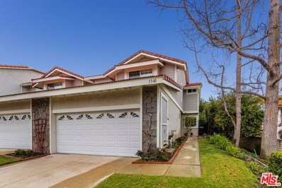 5340 Mark Court, Agoura Hills, CA 91301 - MLS#: 18314574
