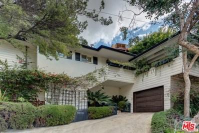 1600 Queens Road, Los Angeles, CA 90069 - MLS#: 18315408
