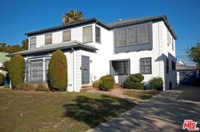 1558 S Genesee Avenue UNIT 1, Los Angeles, CA 90019 - MLS#: 18315928