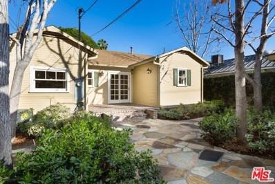 611 Huntley Drive, West Hollywood, CA 90069 - MLS#: 18315972