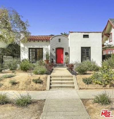 173 S Kingsley Drive, Los Angeles, CA 90004 - MLS#: 18316004