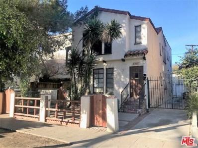 8575 Horner Street, Los Angeles, CA 90035 - MLS#: 18316400