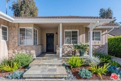 668 Jacon Way, Pacific Palisades, CA 90272 - MLS#: 18316482