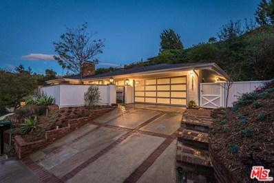 3558 Vista Haven Road, Sherman Oaks, CA 91403 - MLS#: 18316638