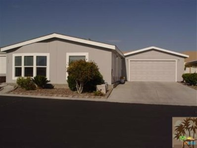 69525 Dillon Road UNIT 124, Desert Hot Springs, CA 92241 - MLS#: 18316908PS
