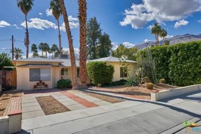 1345 E Camino Primrose, Palm Springs, CA 92264 - MLS#: 18317030PS