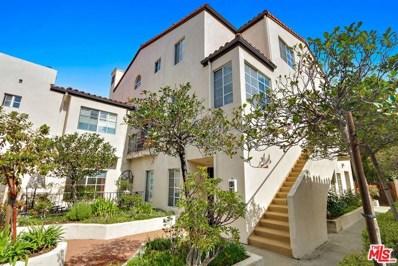 372 S Marengo Avenue UNIT 107, Pasadena, CA 91101 - MLS#: 18317054