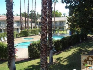 2701 E Mesquite Avenue UNIT Y128, Palm Springs, CA 92264 - MLS#: 18317154PS