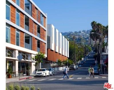 901 Hancock Avenue UNIT 201, West Hollywood, CA 90069 - MLS#: 18317352