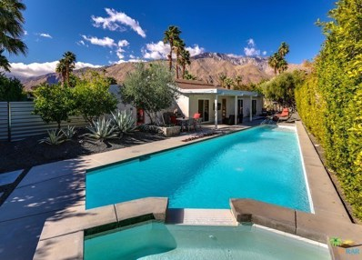 1120 E Louise Drive, Palm Springs, CA 92262 - MLS#: 18317396PS