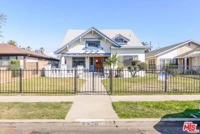 2926 Dalton Avenue UNIT 1\/2, Los Angeles, CA 90018 - MLS#: 18317534