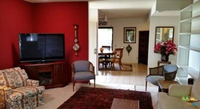 1226 N Tiffany Circle, Palm Springs, CA 92262 - MLS#: 18317618PS