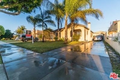 1126 S Grevillea Avenue, Inglewood, CA 90301 - MLS#: 18317730